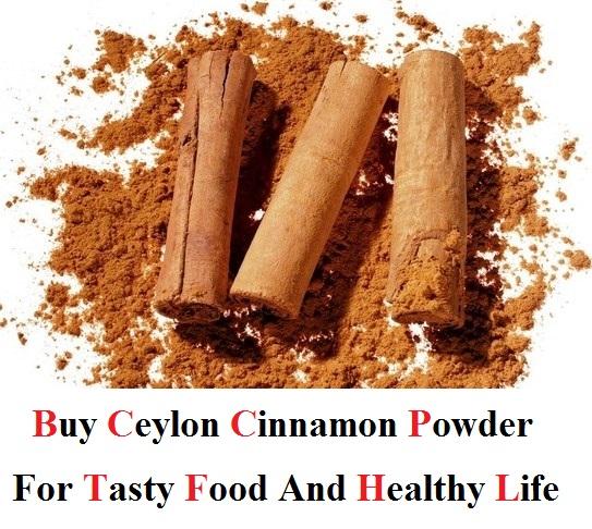 Buy Ceylon Cinnamon Powder For Tasty Food And Healthy Life ...